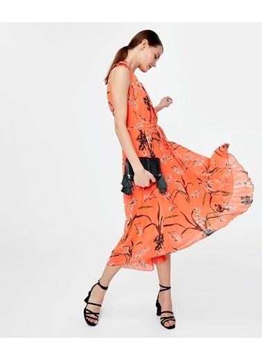 Ipekyol Elbise Oranj